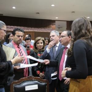 Efecto ESPEJO | ¿La delincuencia amenaza al Congreso? La Fiscalía debe resolverlo ya