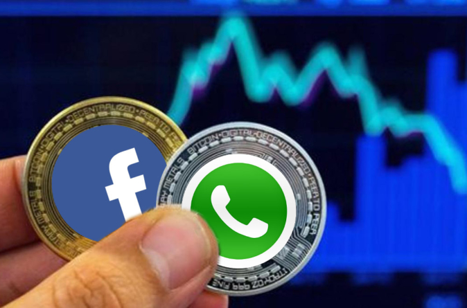 Facebook está trabajando en una criptomoneda para WhatsApp