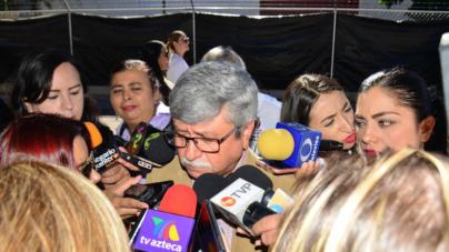 'Se trabaja para resolver demandas de trabajadores': secretario de Salud en Sinaloa