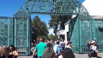 Zona chilanga | Complejo Cultural Los Pinos