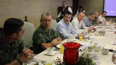 Coordina Gobierno de Sinaloa estrategia a favor de la paz en el estado