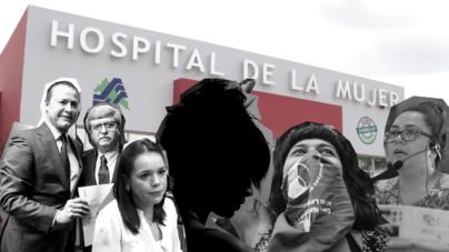 Apoyo simulado, inútil y violento | Hospital de la Mujer niega aborto legal a menor víctima de violación