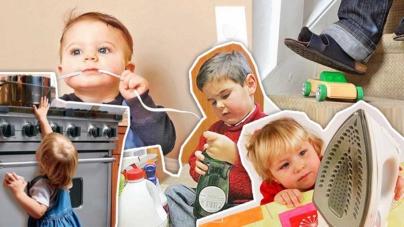 Protección Civil invita a padres a evitar accidentes en el hogar durante vacaciones