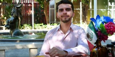 Entrevista a Alonso Ramírez | 'En Morena estamos enfocados en aprender a gobernar'