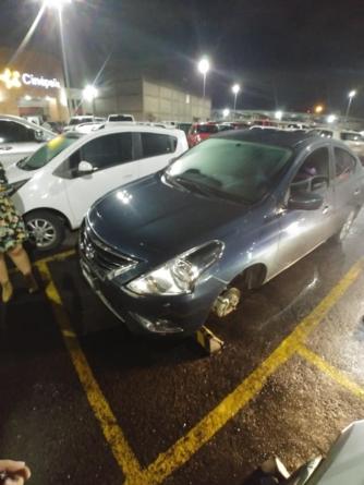 Ponen lupa a estacionamientos de plazas comerciales