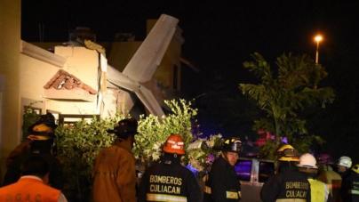 Efecto ESPEJO | El avionetazo en Culiacán y la vulnerabilidad del espacio aéreo