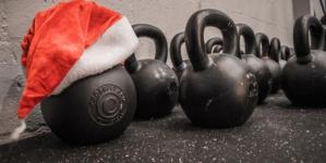 Ejercicios caseros que te ayudarán a recuperar el cuerpo que perdiste con la cena de Navidad