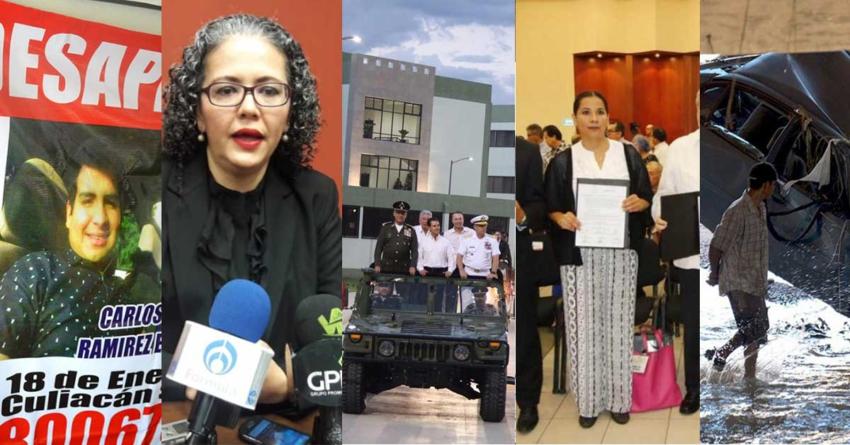 Tema de la semana | Cinco temas que marcaron a Sinaloa en el 2018
