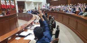 'Frenan' reducción de diputados locales; partidos pactan que sea hasta 2024