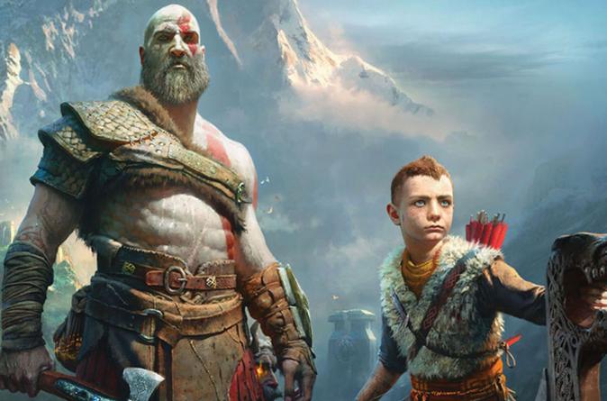 God of War se lleva el título al mejor juego del año en los Game Awards