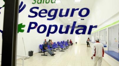 Llaman a población a afiliarse al Seguro Popular este 24 y 25 de diciembre