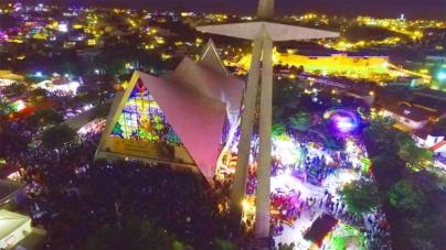 Preparan La Lomita para el festejo por el Día de la Virgen de Guadalupe en Culiacán