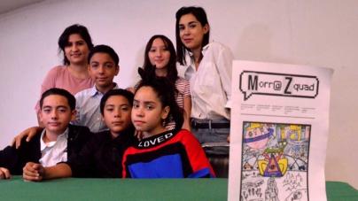 Morr@Zquad | Un periódico de niños culichis para ciudadanos culichis