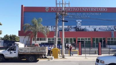 De 1'573,724 pesos será la multa a la UAS por toma clandestina en polideportivo de Mazatlán