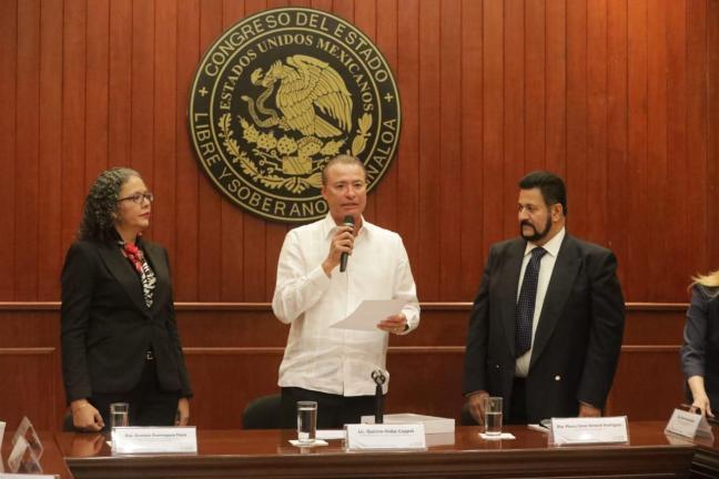 El Congreso definirá el presupuesto y yo garantizo transparencia y combate a la corrupción: Quirino Ordaz