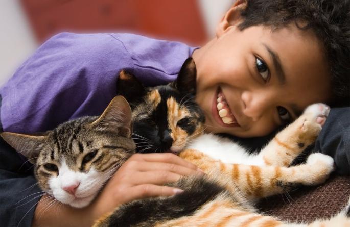 El mito es cierto | Niños con mascotas son menos propensos a las alergias