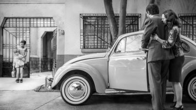 'Roma' del mexicano Alfonso Cuarón fue la película mejor calificada de este año