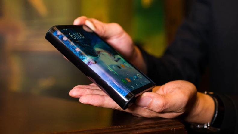 El celular plegable de Samsung podría costar casi lo mismo que un iPhone XS Max