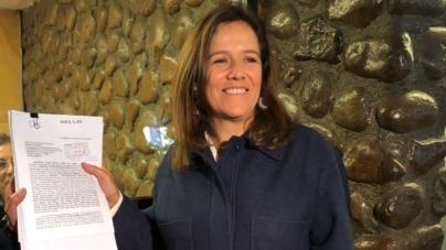 Margarita Zavala inicia el proceso para crear un nuevo partido político