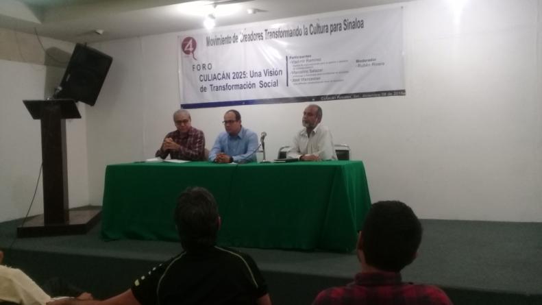 Creadores transformando la cultura   Buscan crear una central de apoyo a iniciativas ciudadanas
