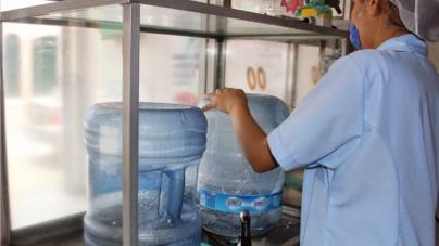 Coepriss se prepara para vigilancia sanitaria de purificadoras de agua y hielo