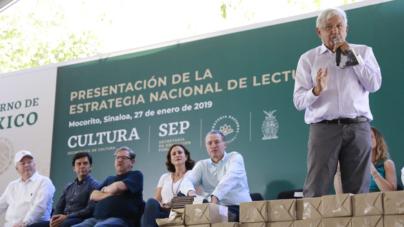 ¿Atenas de Sinaloa?   Por esta razón AMLO eligió Mocorito para presentar la Estrategia Nacional de Lectura