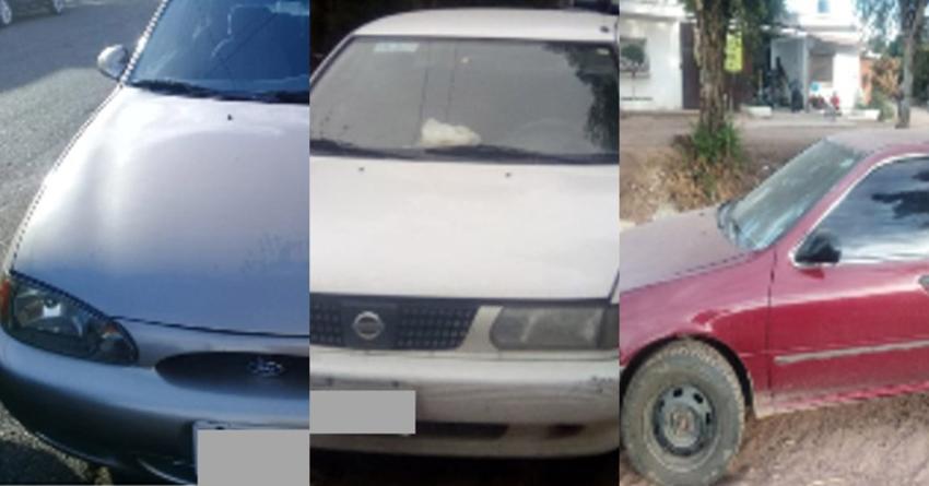 83 automóviles han sido recuperados en lo que va del año: SSPyTM