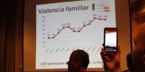 Violencia familiar | Barrancos, Los Ángeles y López Mateos entre las colonias con más reportes