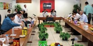 En año sin elecciones, IEES aprueba 121 millones para partidos políticos en Sinaloa