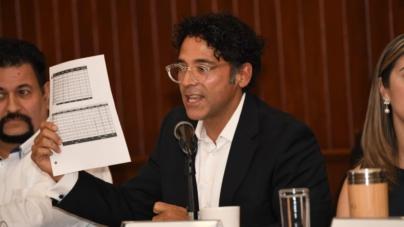 Secretario de Educación convoca a diputados a crear oportunidades para niños y jóvenes de Sinaloa