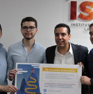Academia de Liderazgo | ISJU busca a jóvenes con proyectos sociales