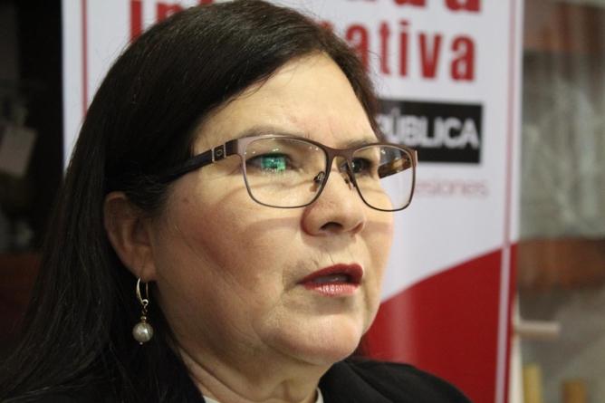 A Morena le urge tener dirigencia estatal en Sinaloa: Imelda Castro