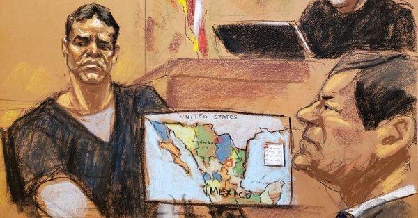La voz del Chapo era fácilmente detectable en las llamadas: FBI