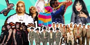 Los Tucanes de Tijuana, La Sonora Dinamita y muchos otros artistas llegarán a Mazatlán en Semana Santa