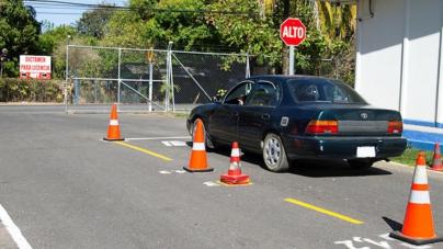 Tránsitos transmitirán prueba de manejo para sacar la licencia de conducir