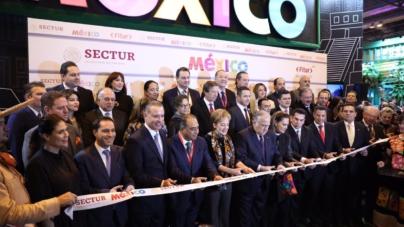 Sinaloa, presente en la Feria Internacional de Turismo en España
