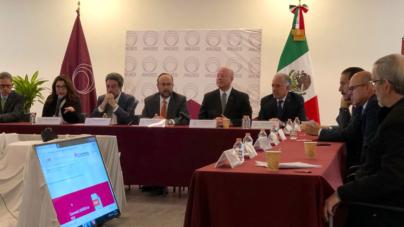 Rector de la UAS se suma a acuerdo nacional para no ganar más que el presidente