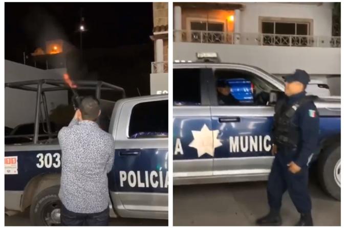 Denigrante la actitud de policías que prestaron armas en Año Nuevo: SSPyTM