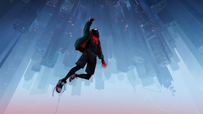 Reflexión cinéfila   Un nuevo Spider-Man en un nuevo universo