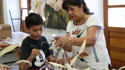 Lleva IMCC talleres de verano a comunidades y sindicaturas de Culiacán