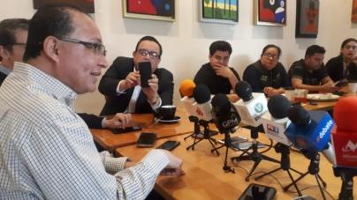 Diputados de Morena incitan a la polarización: Sergio Jacobo Gutiérrez