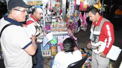 Multa Ayuntamiento a 66 comerciantes del centro de Culiacán