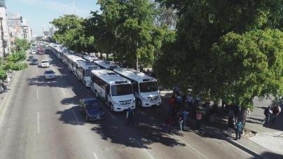 Efecto ESPEJO | El pequeño paso hacia un transporte urbano moderno y en orden