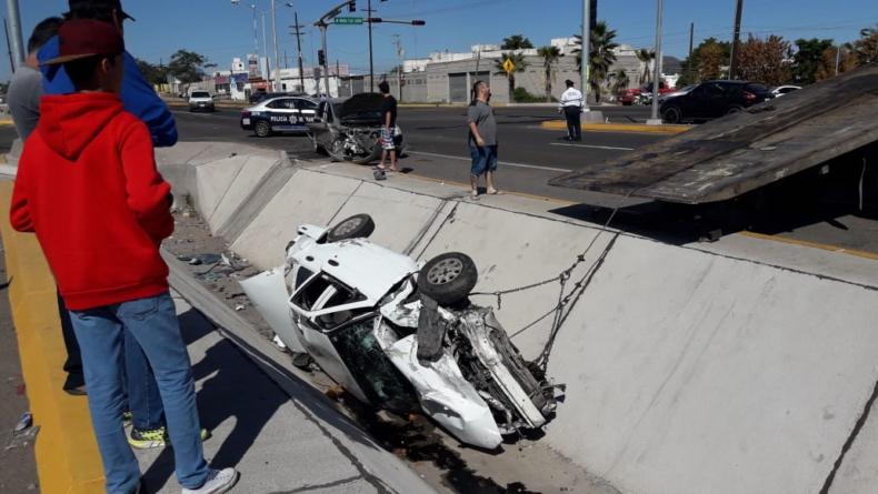 En Culiacán ocurre un accidente vial cada dos horas; ¿quiénes los generan?