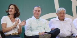 Efecto ESPEJO | La visita de AMLO arropó políticamente a Quirino Ordaz