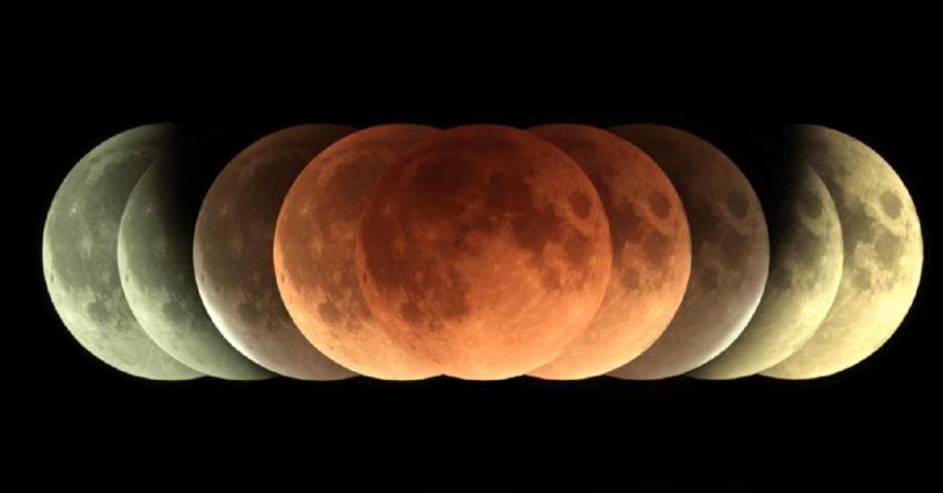 Este domingo habrá eclipse total, super luna y luna de sangre… y se verá en todo Sinaloa
