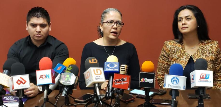 Gobernador no quiere dialogar en tema del presupuesto: Graciela Domínguez Nava