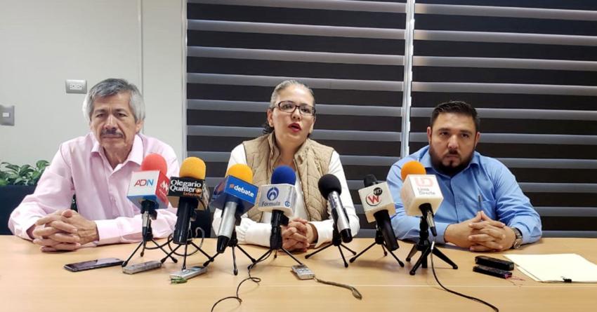 """""""Presupuesto da para atender a sectores sociales"""": Graciela Domínguez Nava"""