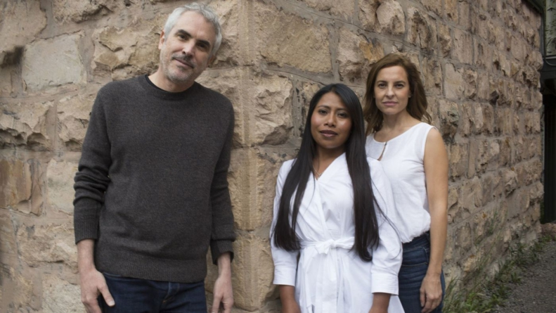 Roma, Cuarón y Yalitza se alzan como favoritos en las nominaciones de los Oscar 2019