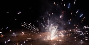 Pirotecnia y globos de Cantoya originaron 5 incendios este fin de año en Culiacán